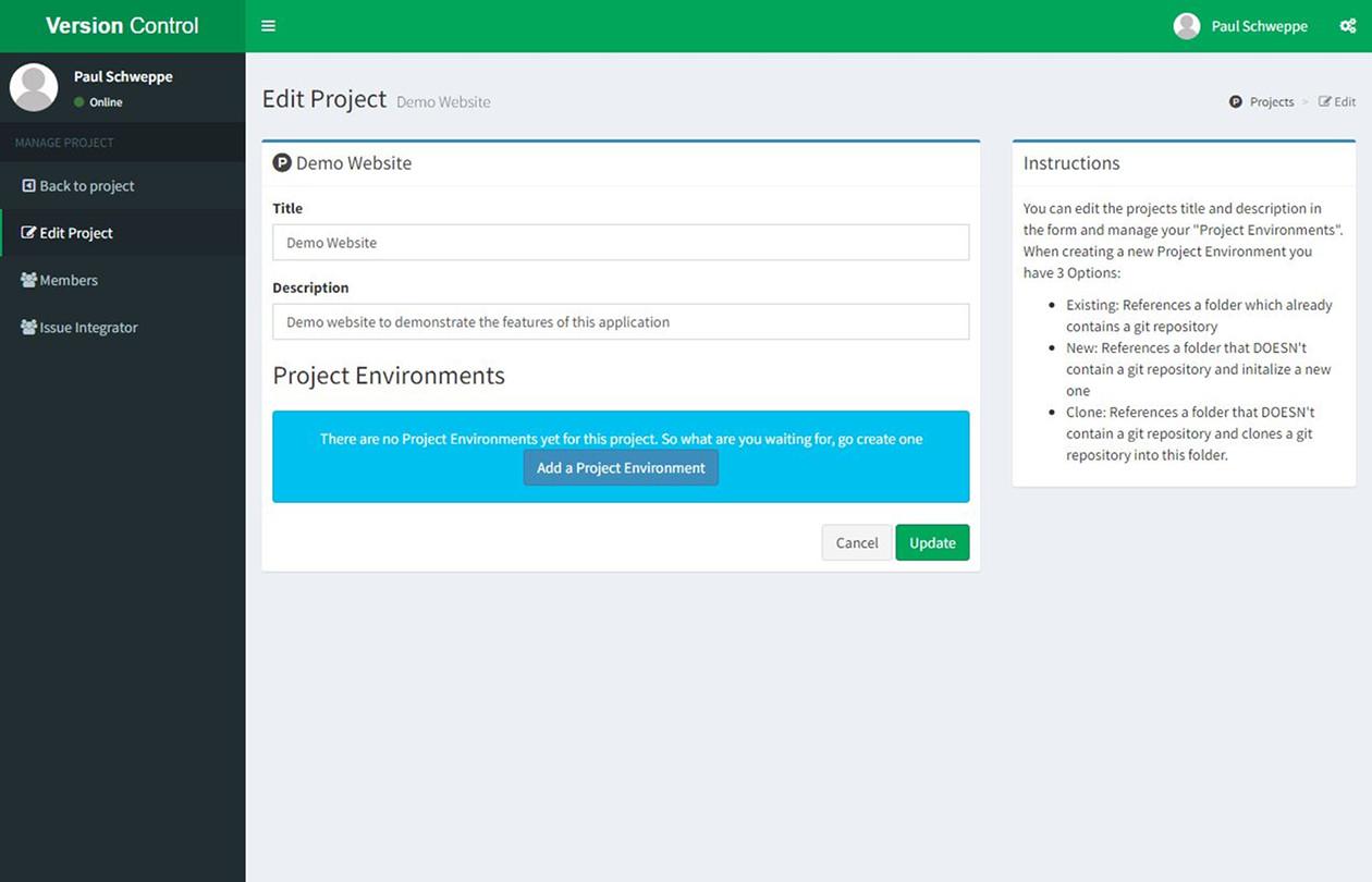 GitSSH2 – Git Web Interface Client Over SSH2